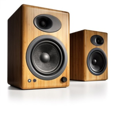 Audioengine-A5-bookshelf-speakers