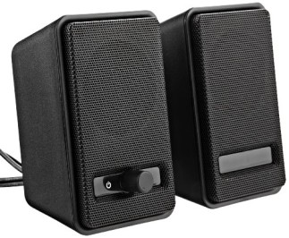 AmazonBasics-Twins-Laptop Speakers