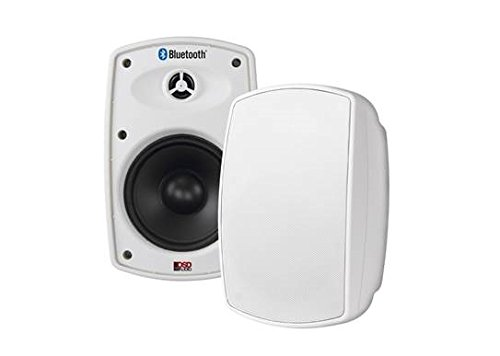 OSD Audio BTP-525WHT - Outdoor speakers