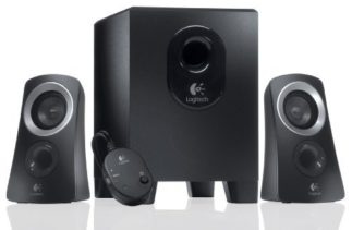 Logitech Z313 computer speakers