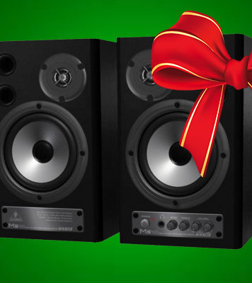 Six Reasons New Speakers Make a Great Gift